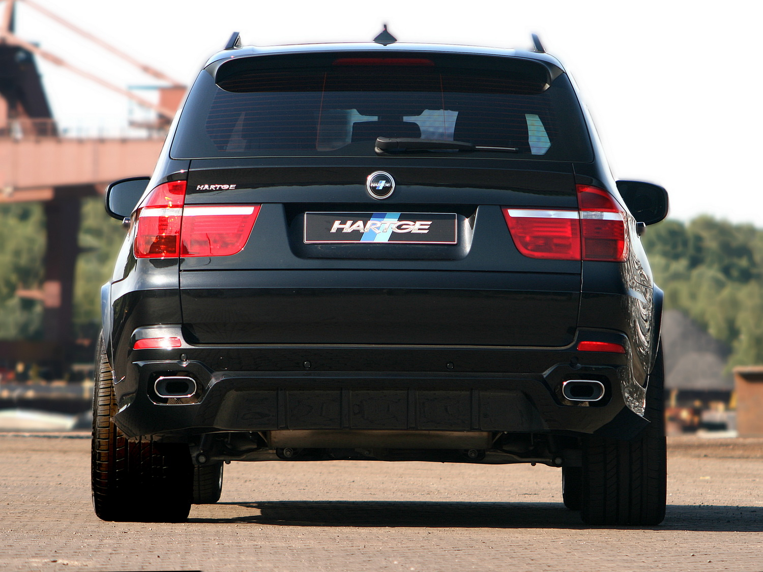 hartge bmw x5 kit 7