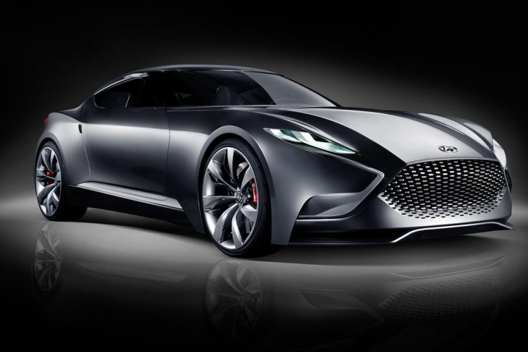 Hyundai Aims At The High Performance Cars Market