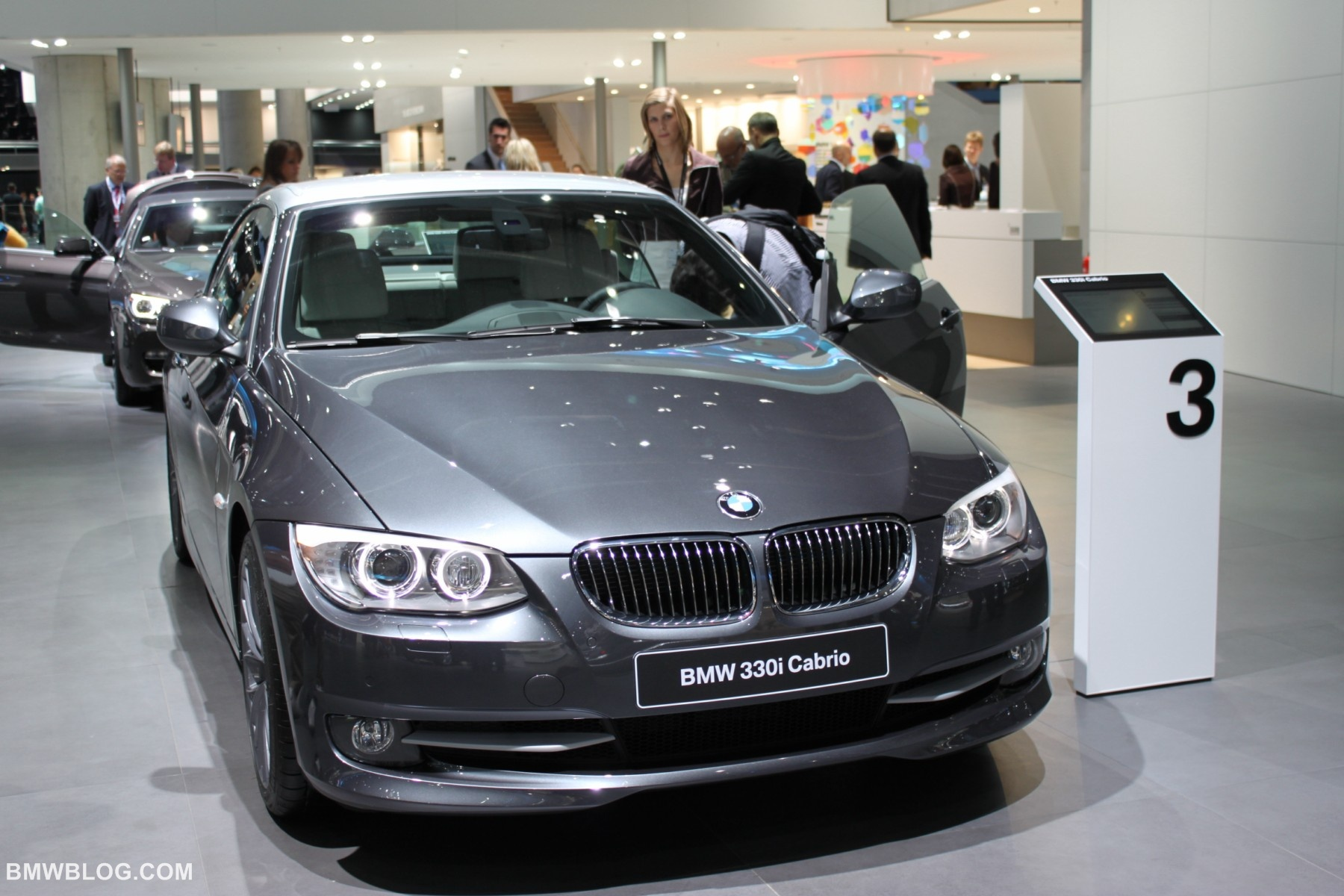Iaa 2011 2012 Bmw 3 Series Exclusive Edition