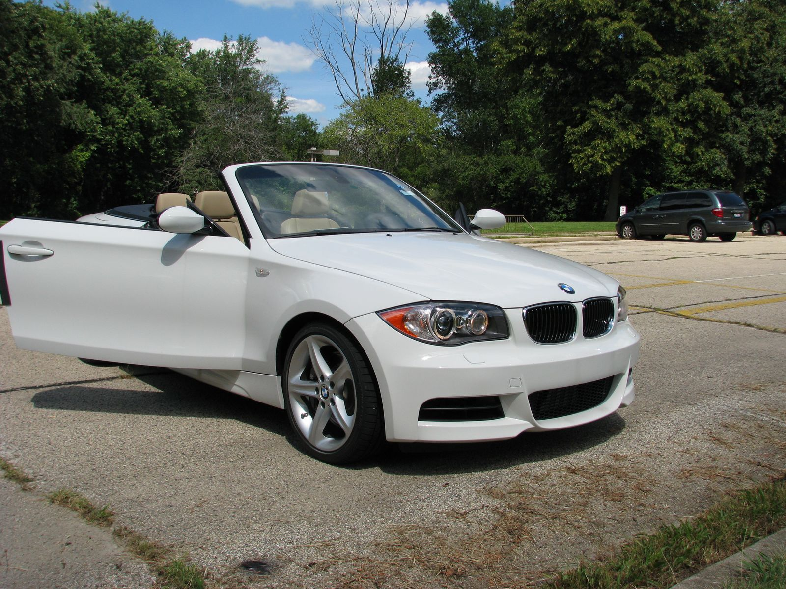 Test Drive Bmw 135i Convertible