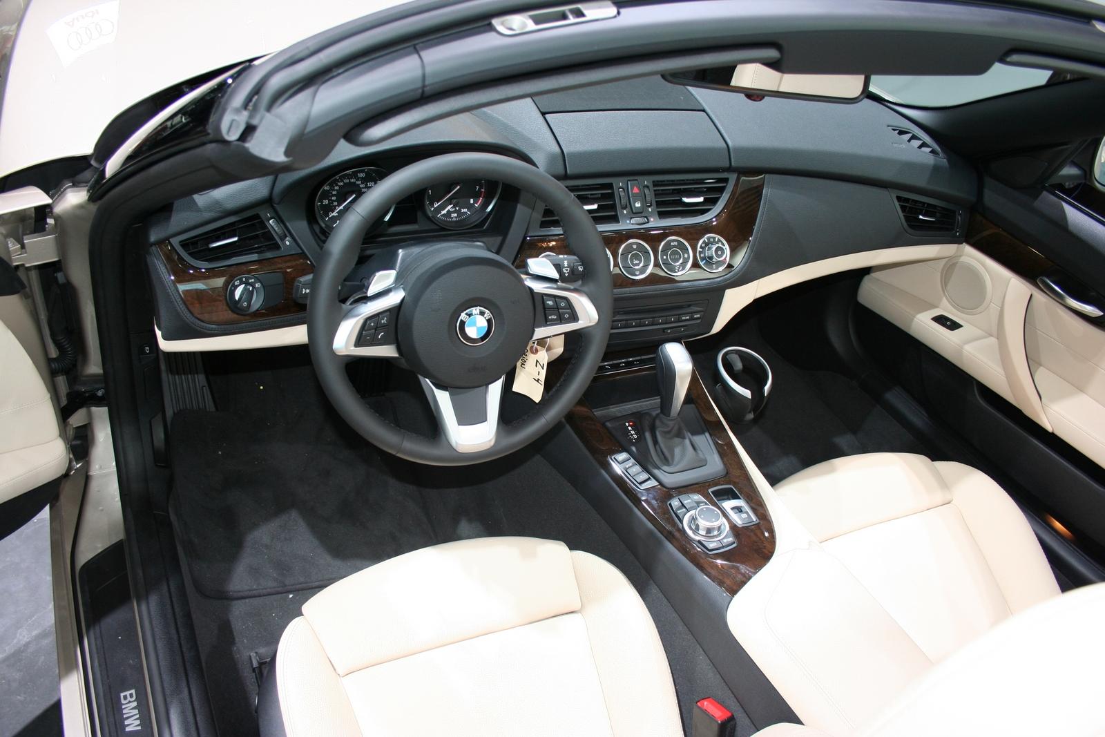 2009 Bmw Z4 Interior