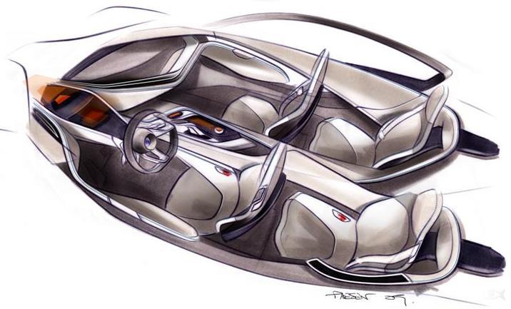 Car Interior Design: History: BMW Car Designers