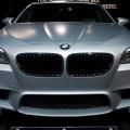 la auto show 2011 bmw m5 frozen silver 110 120x120