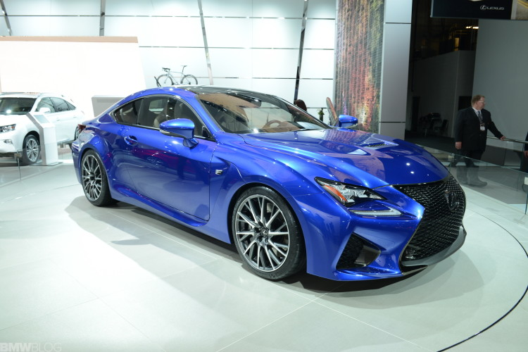 lexus rc f detroit auto show 14 750x500