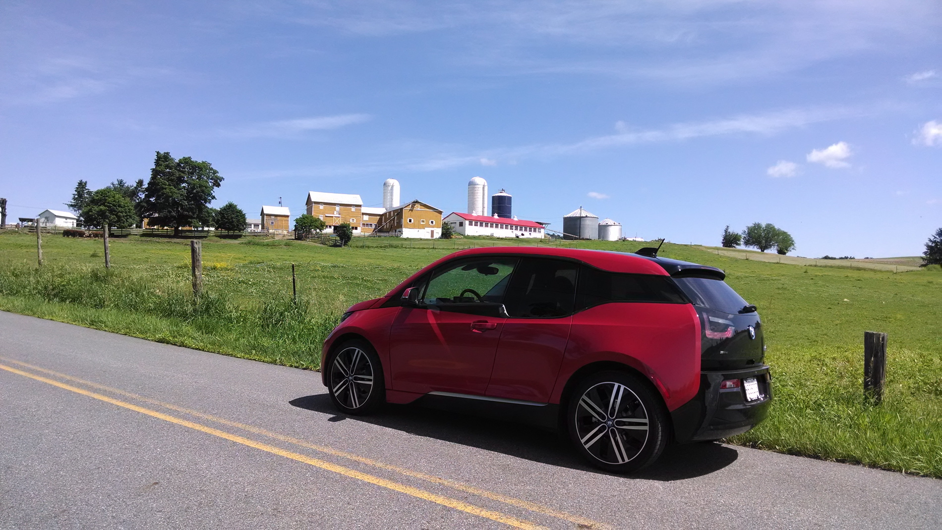 living with bmw i3 3
