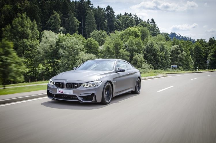 KW Coilover Kits For New BMW M4 And M3 Models
