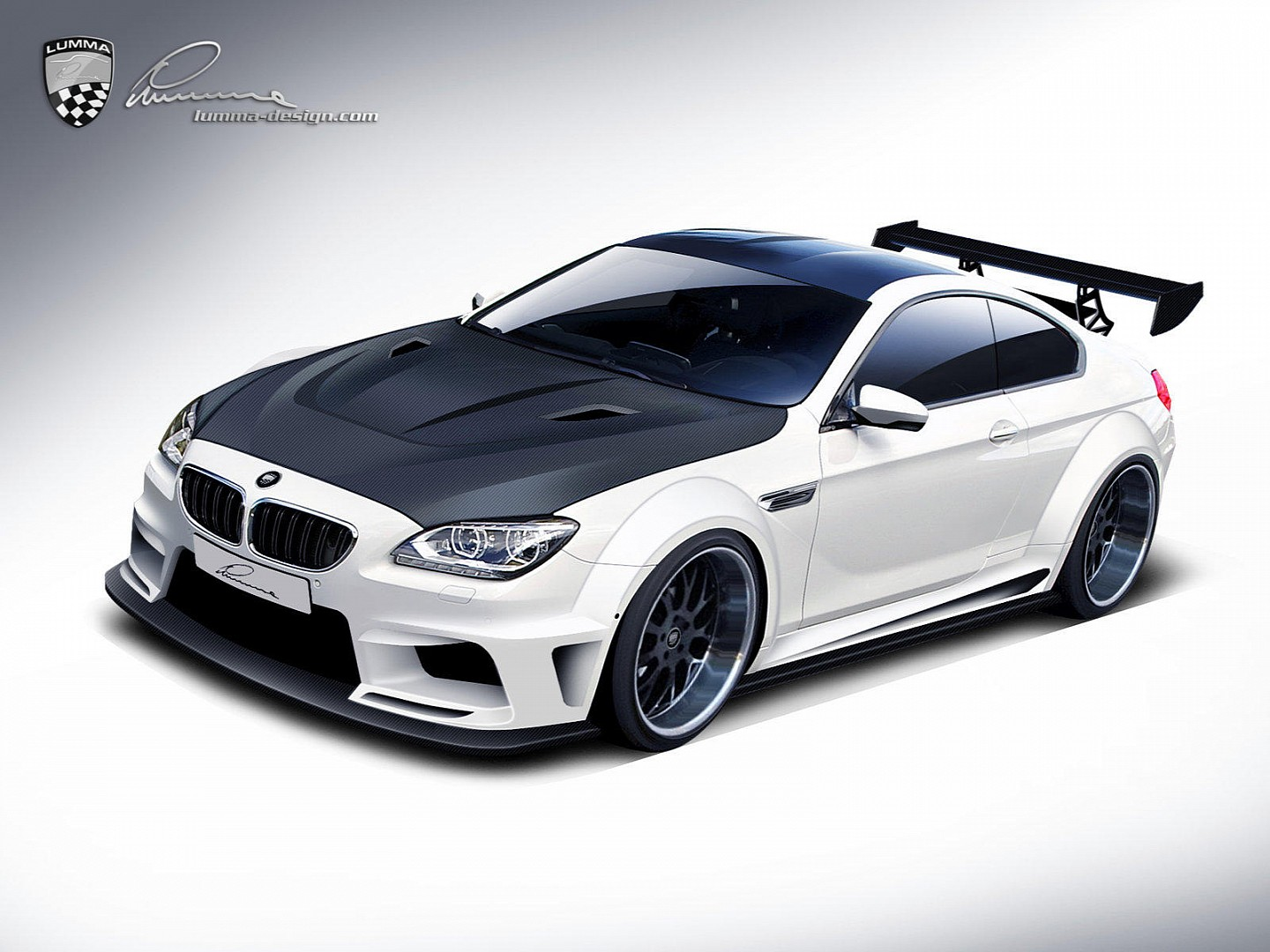 lumma clr bmw m6 previewed 1080p 1