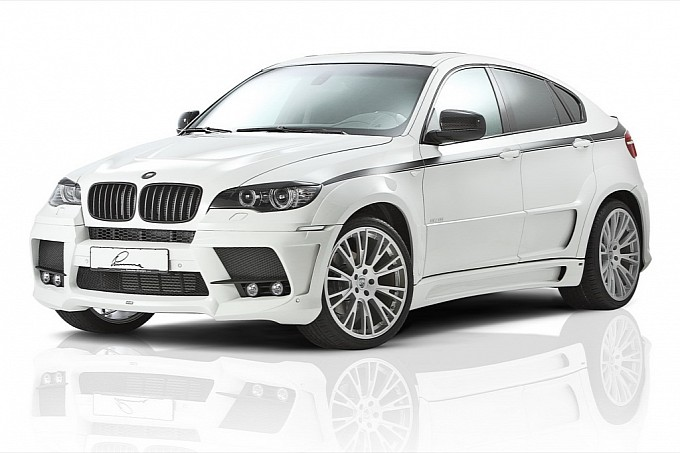 lumma design tweaks the bmw x6 xdrive40d 1