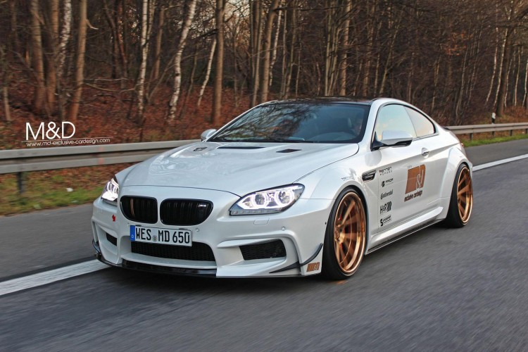 m d tuning 650i coupe image 4 750x500