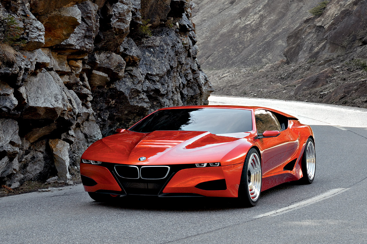 Build A BMW >> New photos of the BMW M1 Hommage
