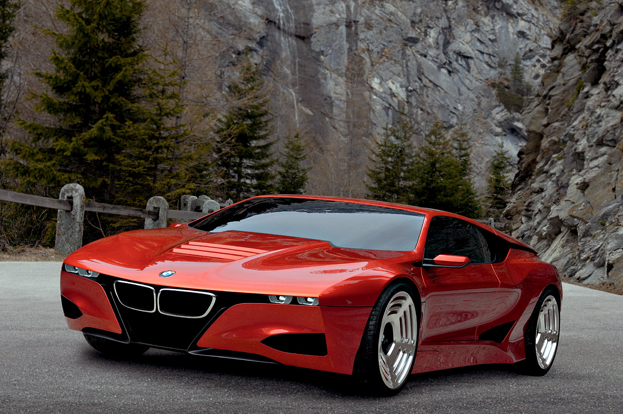 Bmw European Delivery >> New photos of the BMW M1 Hommage