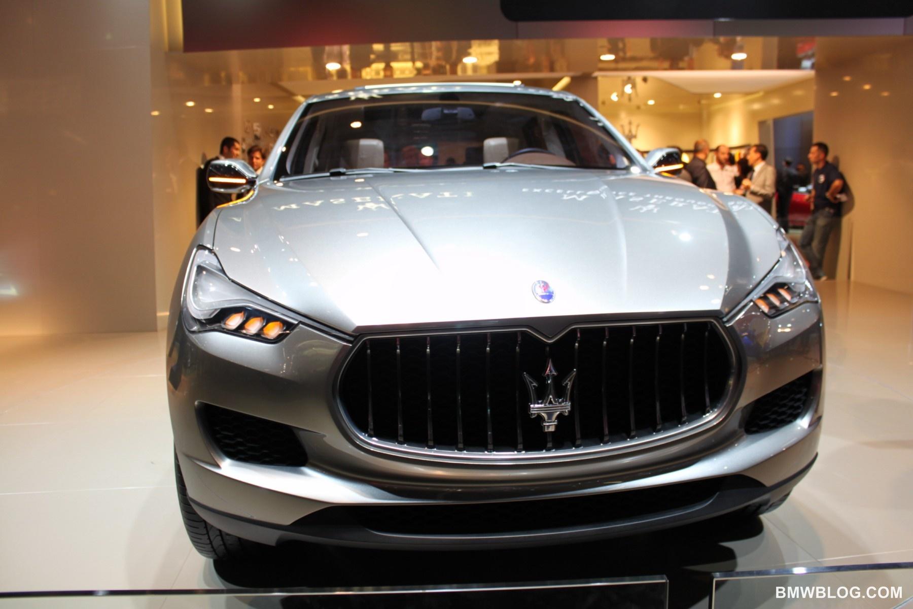 Iaa 2011 Maserati Unveils Made In Detroit Suv