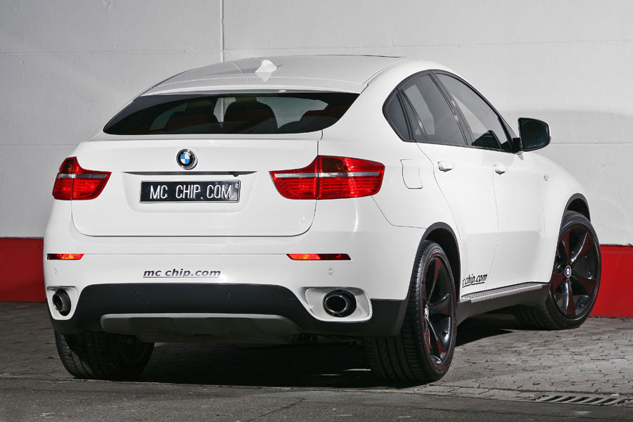 Bmw X6 Tuned Up By Mcchip