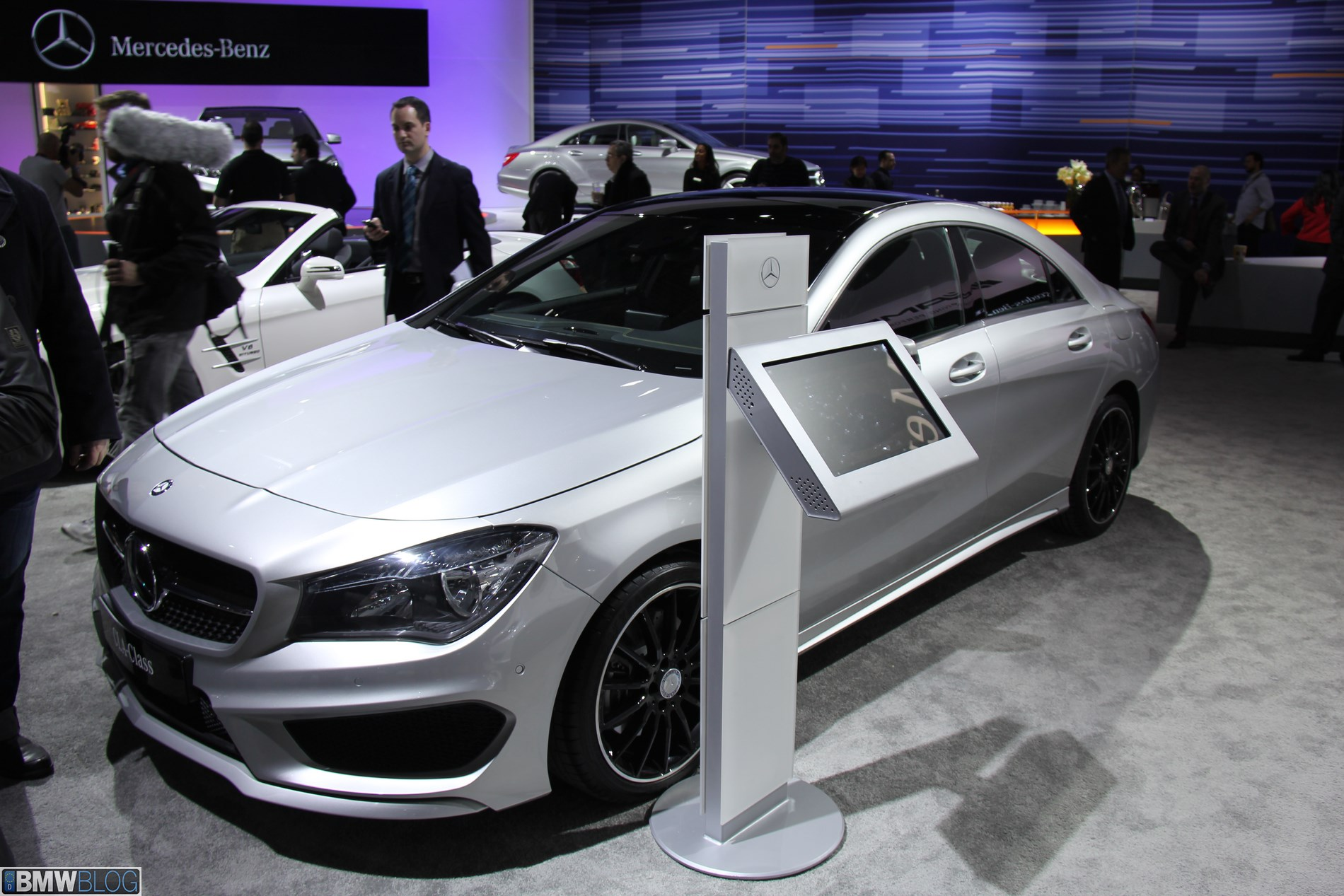 2013 Nyias Mercedes Brings The Cla To New York