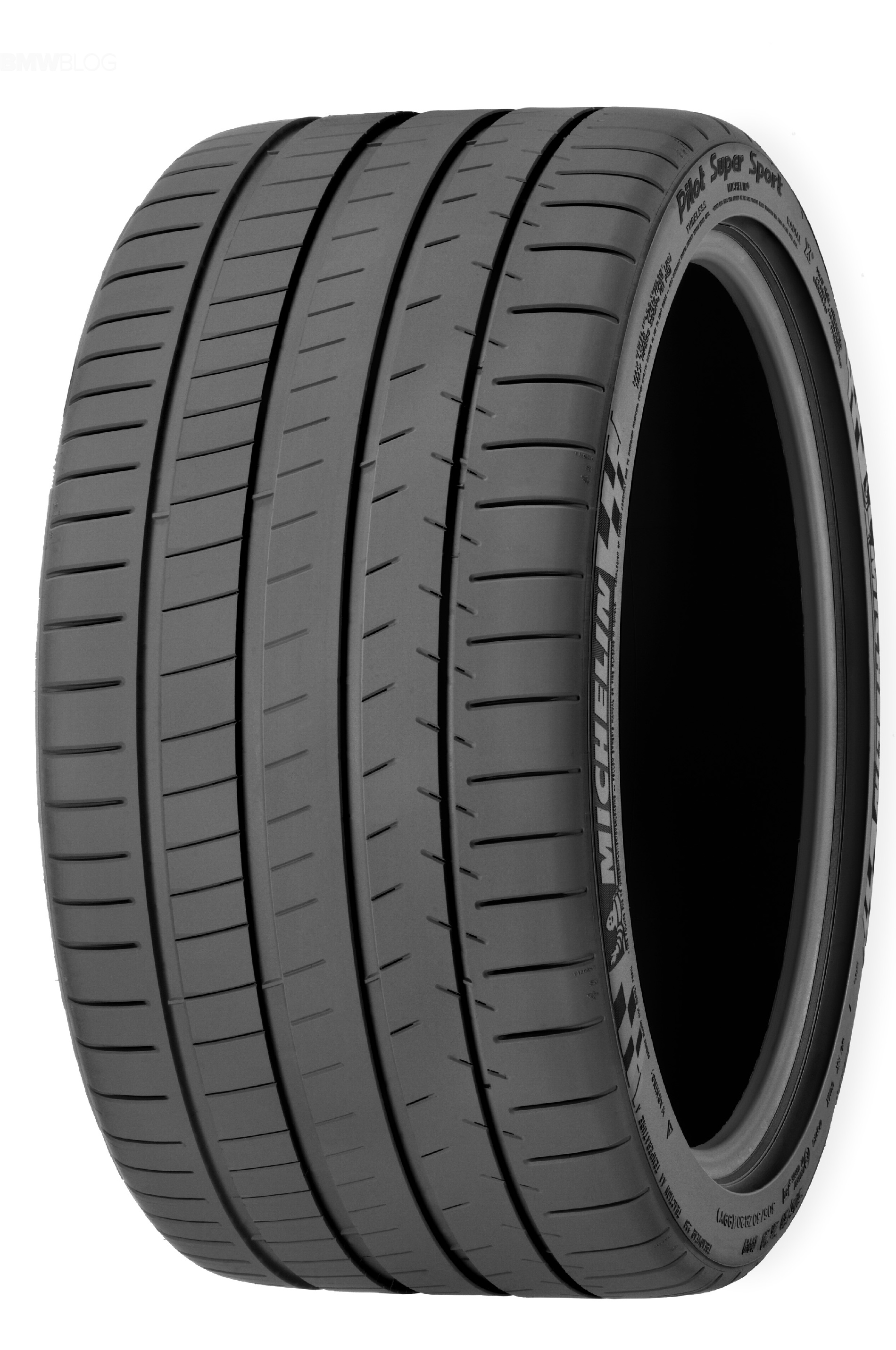 Michelin Pilot Super Sport Designed Specifically For The New Bmw X6m