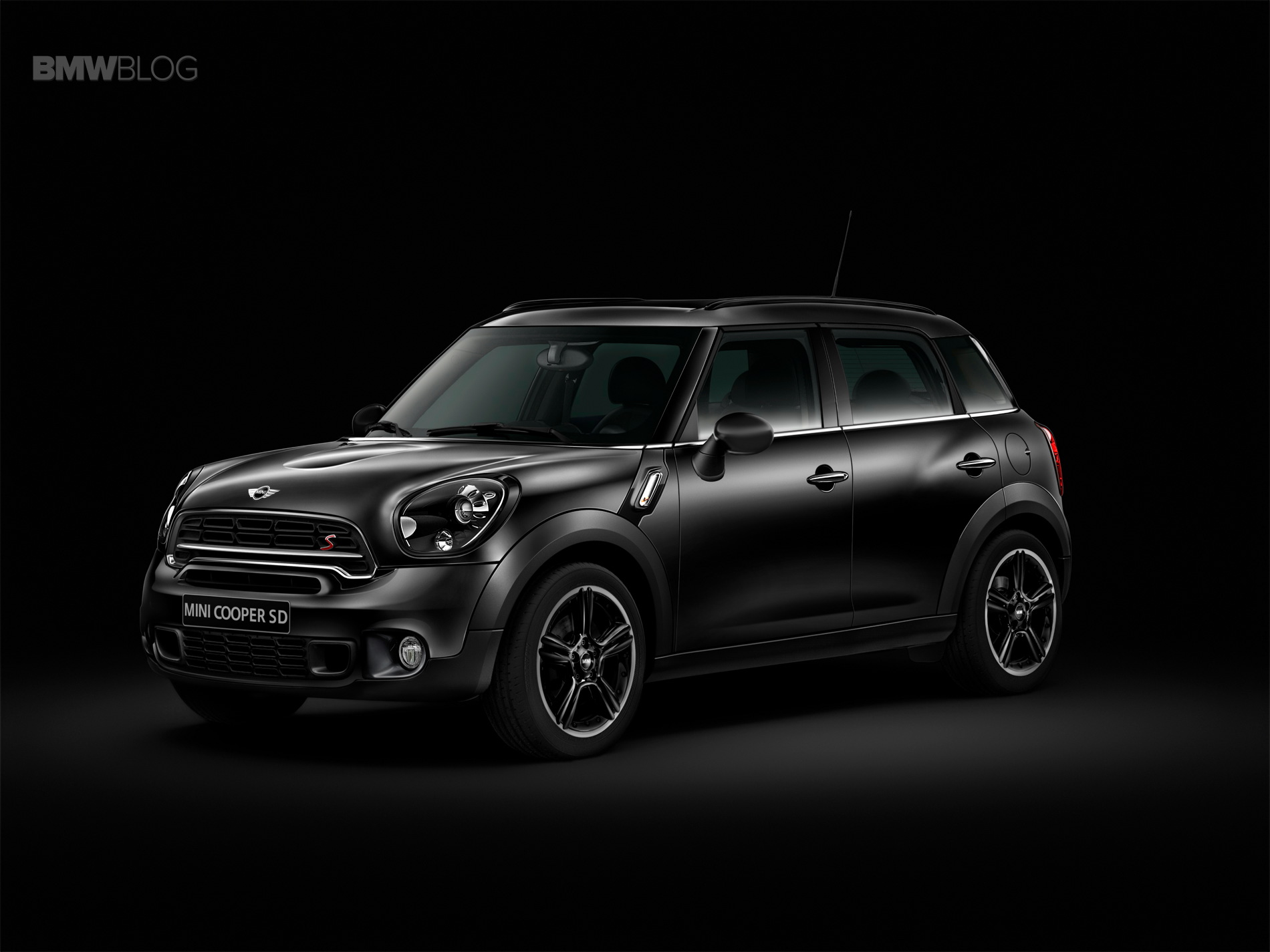 Mini Black Knight Limited Edition For Japan
