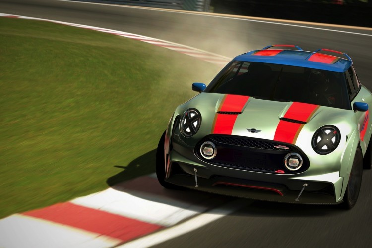 mini clubman vision gt image 11 750x500