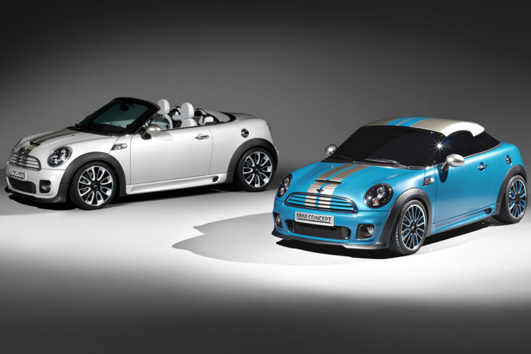 Mini Coupe Or Roadster Big Decision