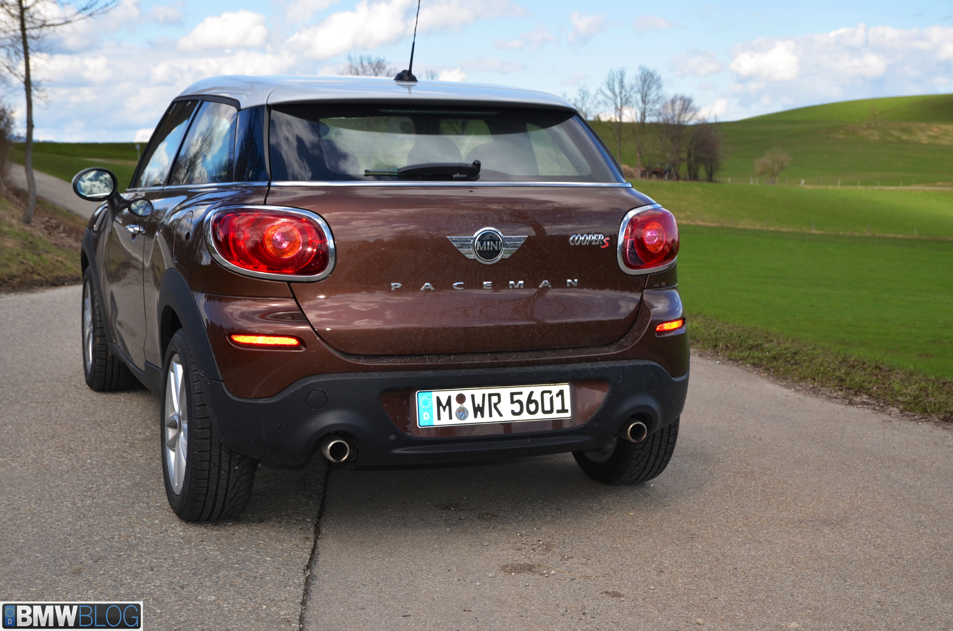Mini Cooper S Paceman Review 15