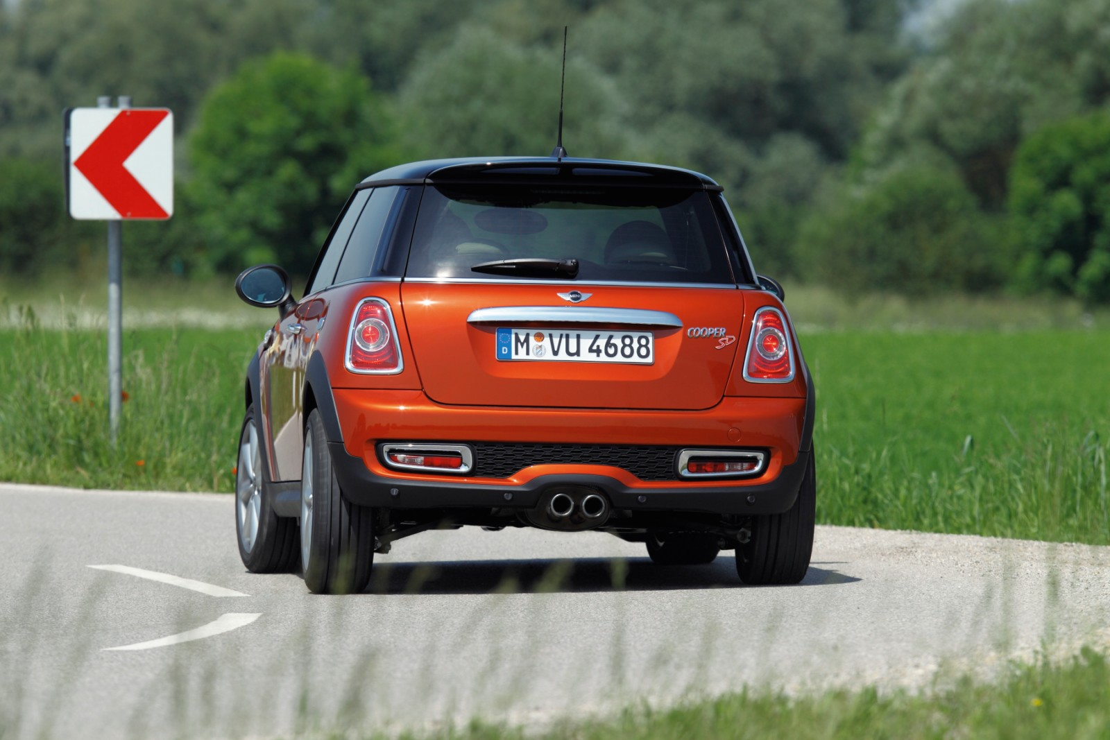 To Ensure That Its Emissions Are As Clean Possible The Mini Cooper Sd Is Ed With A Sel Particulate Filter And An Oxidation Catalytic Converter