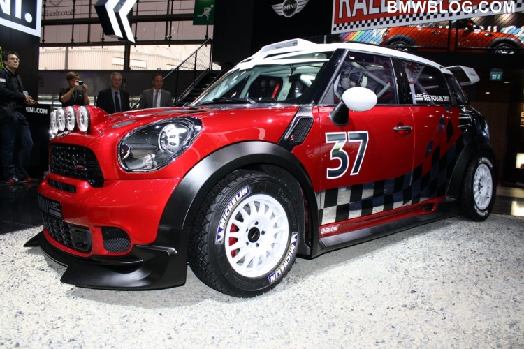 mini countryman wrc photos 1551 750x500