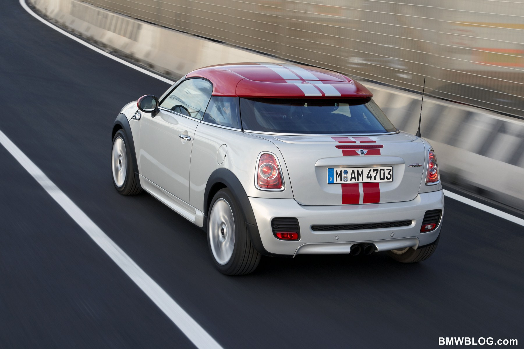 mini coupe images 2011