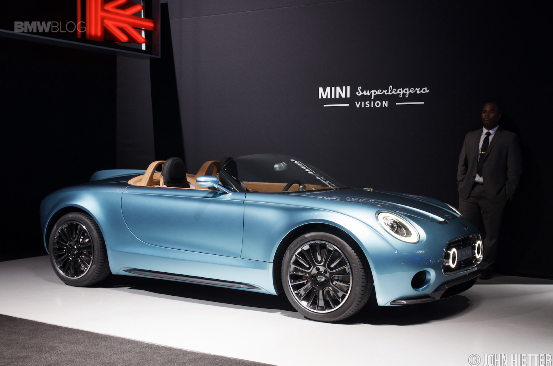 mini superleggera la auto show 01