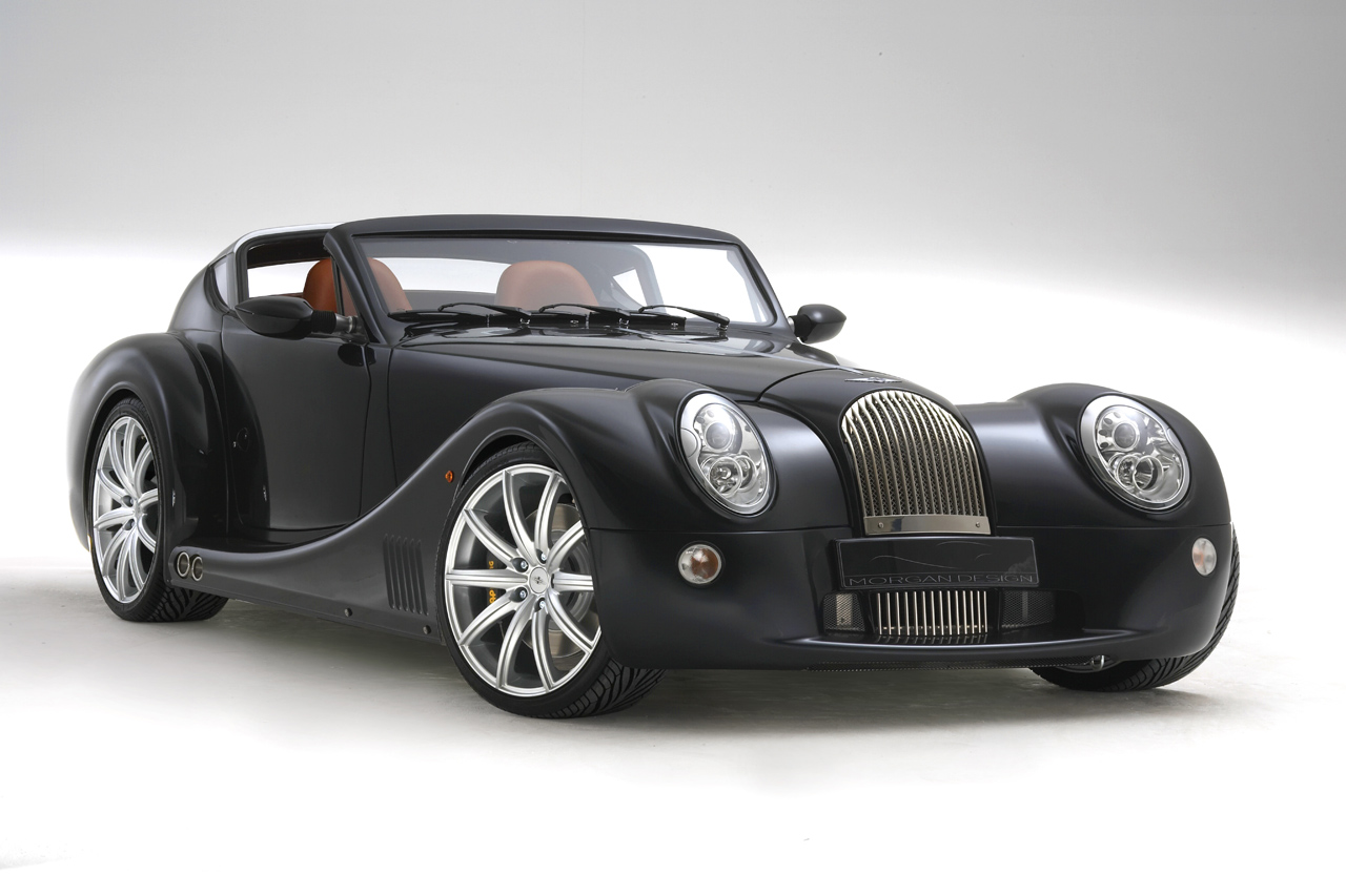 morgan aero super sports 32