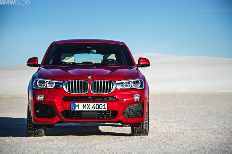 new bmw x4 images 35 750x500