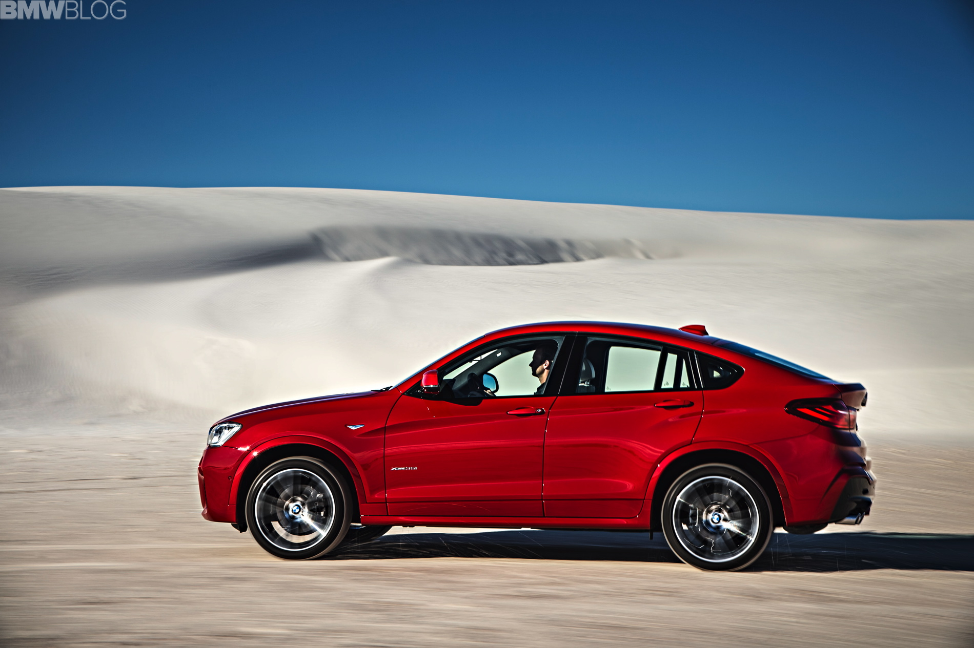 New Bmw X4 World Premiere