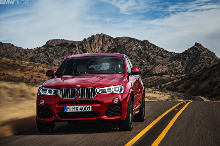 new bmw x4 images 51 750x498