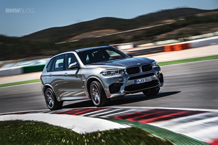 New BMW X5 M and BMW X6 M