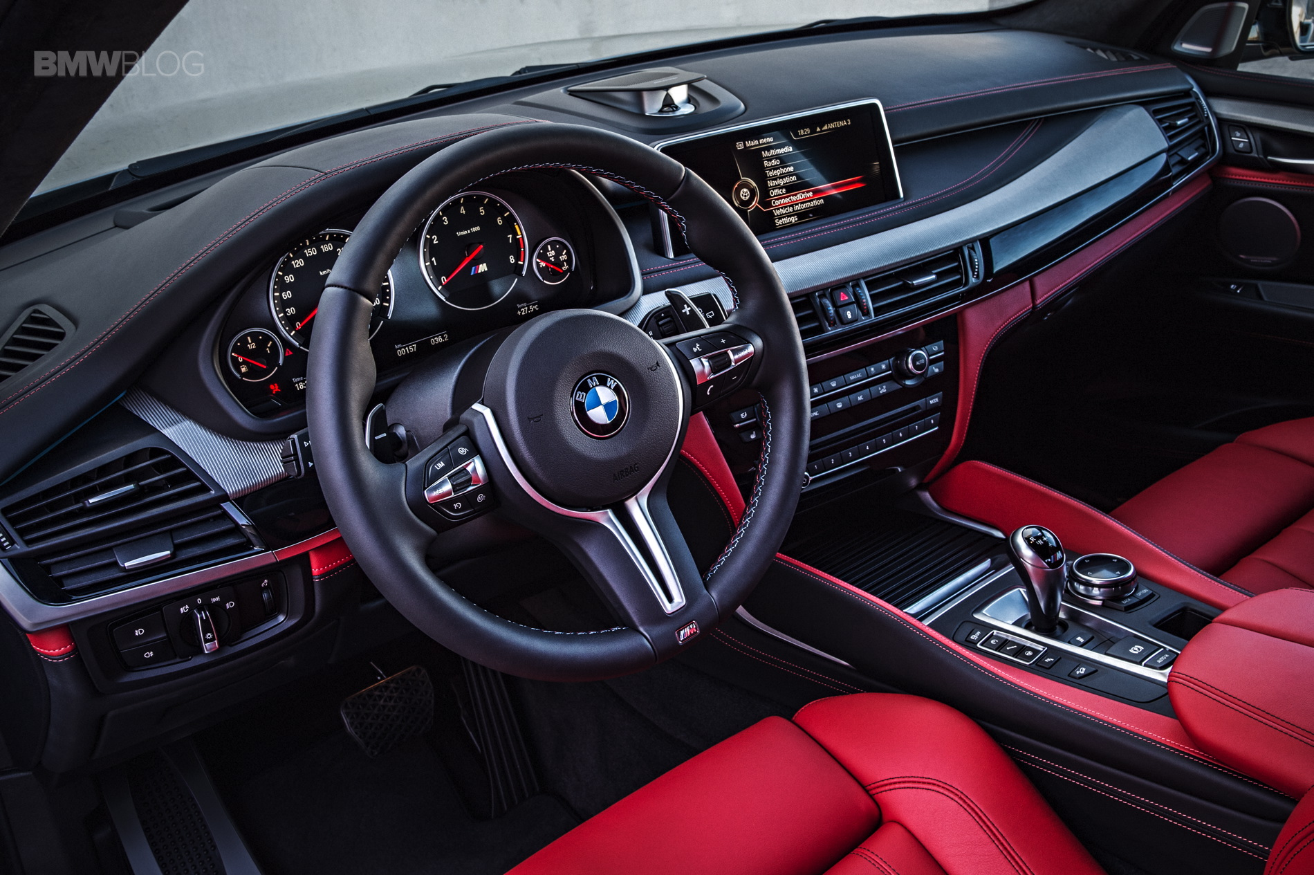 2017 Bmw X6 White Red Interior Www Indiepedia Org