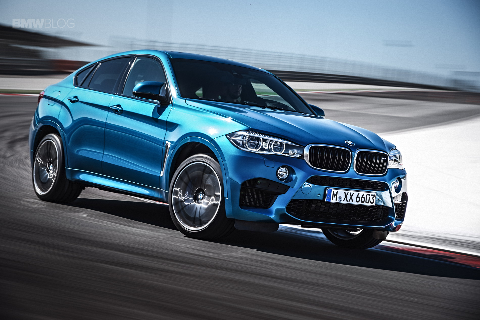 2015 Bmw X5 M And Bmw X6 M Ordering Guide And Options