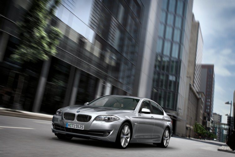 new wallpapers 2011 bmw 5 series 161 750x500