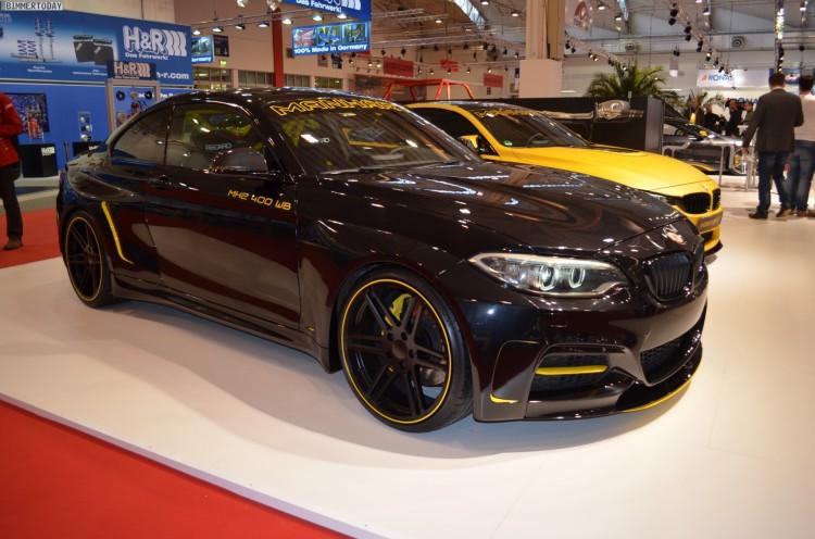 nhart BMW M235i F22 Tuning MH2 400 WB Widebody EMS 2014 11 750x496