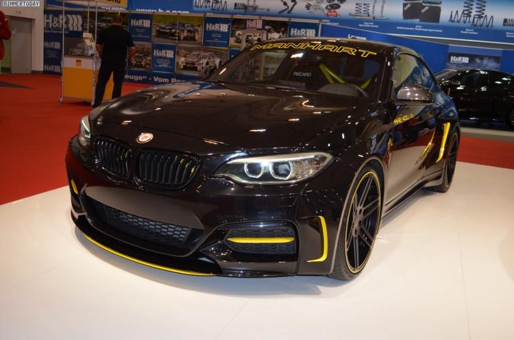 nhart BMW M235i F22 Tuning MH2 400 WB Widebody EMS 2014 14 750x496