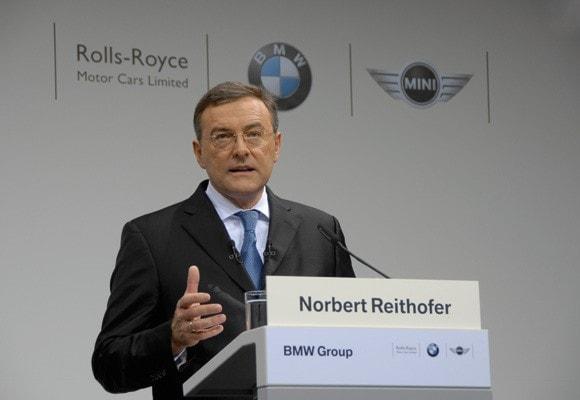 norbert reithofer bmw