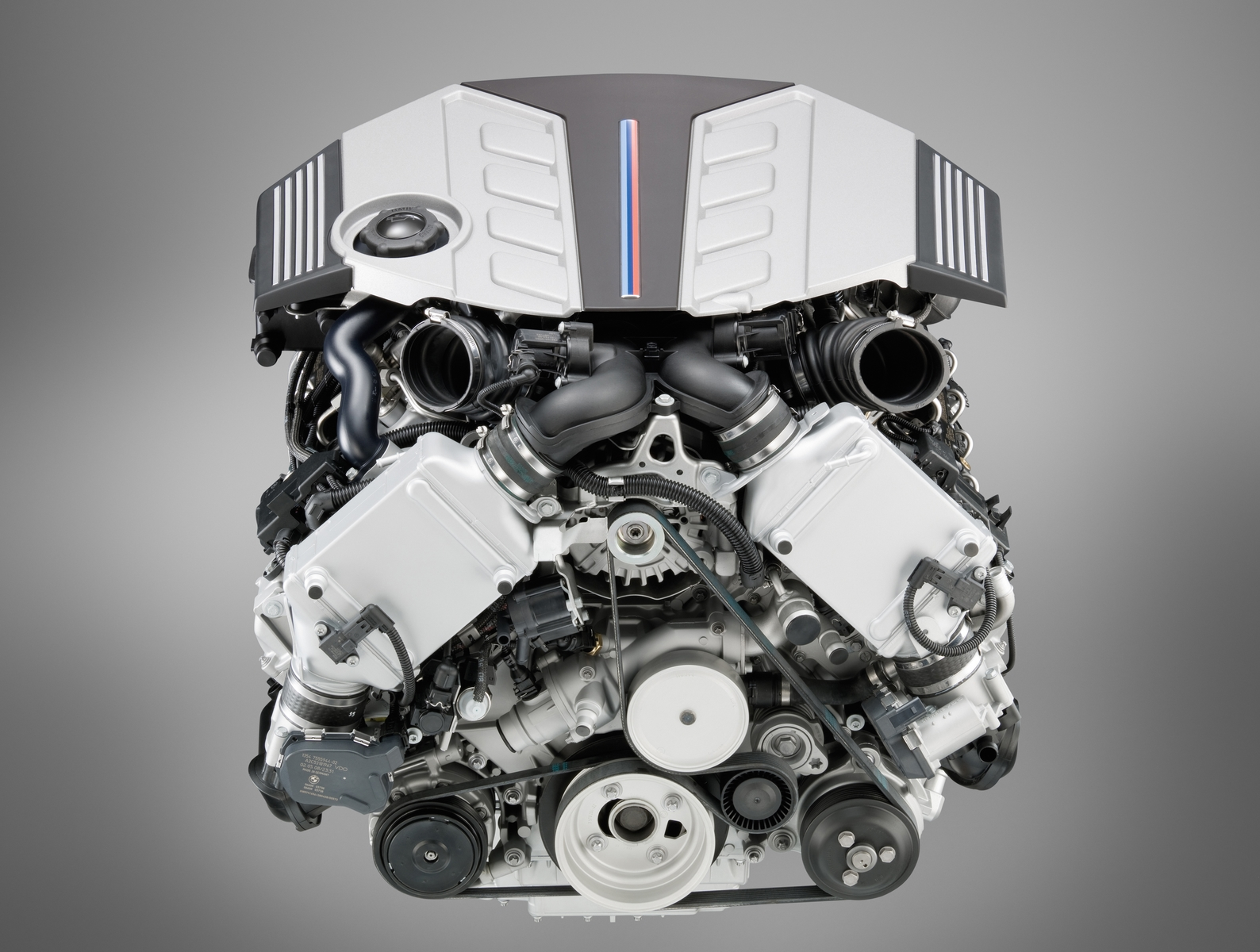 Production And Testing Of The V8 4 4 Liter Twin Scroll From Bmw X5m