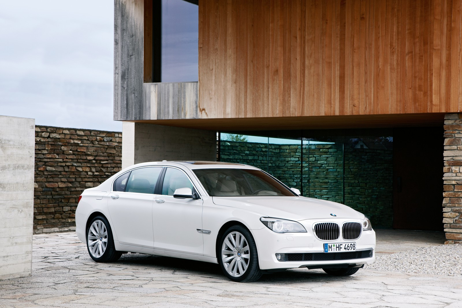 Bmw 760 Li Has Been Revealed