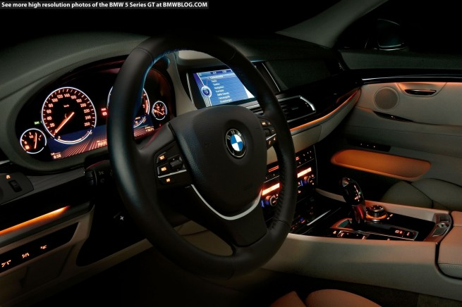 BMW 5 Series Gran Turismo 222