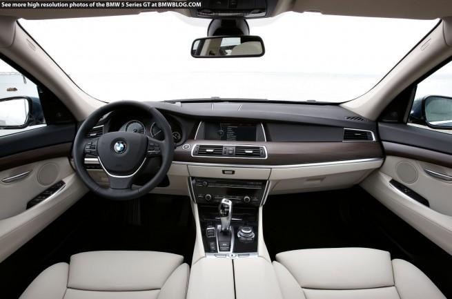 BMW 5 Series Gran Turismo 1111