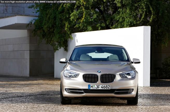 BMW 5 Series Gran Turismo 112