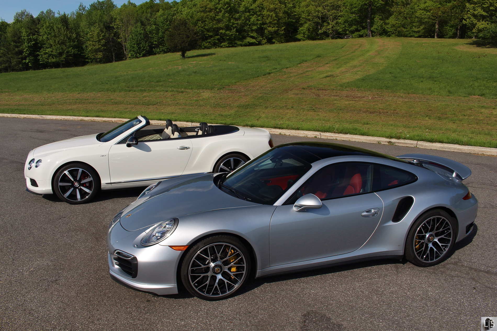 Test Drive 2014 Porsche 911 Turbo S