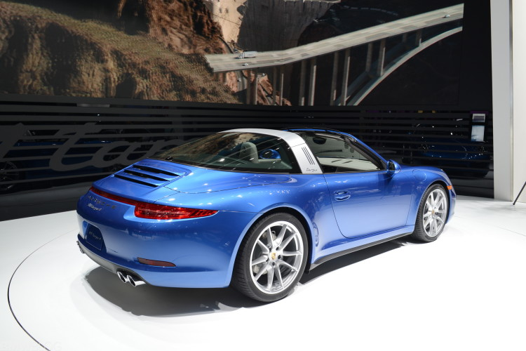 porsche targa detroit auto show 14 750x500