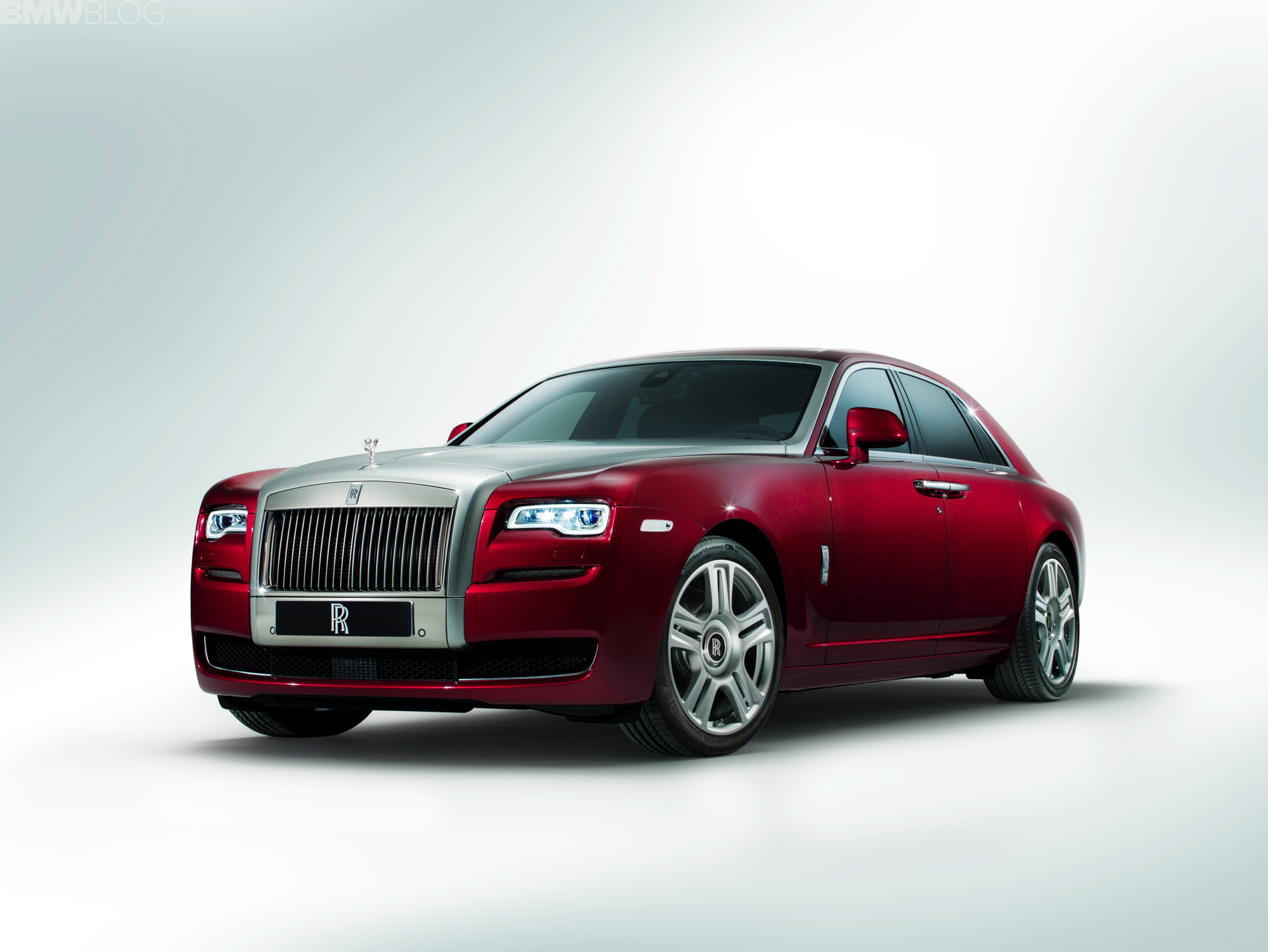 rolls royce ghost series II 01
