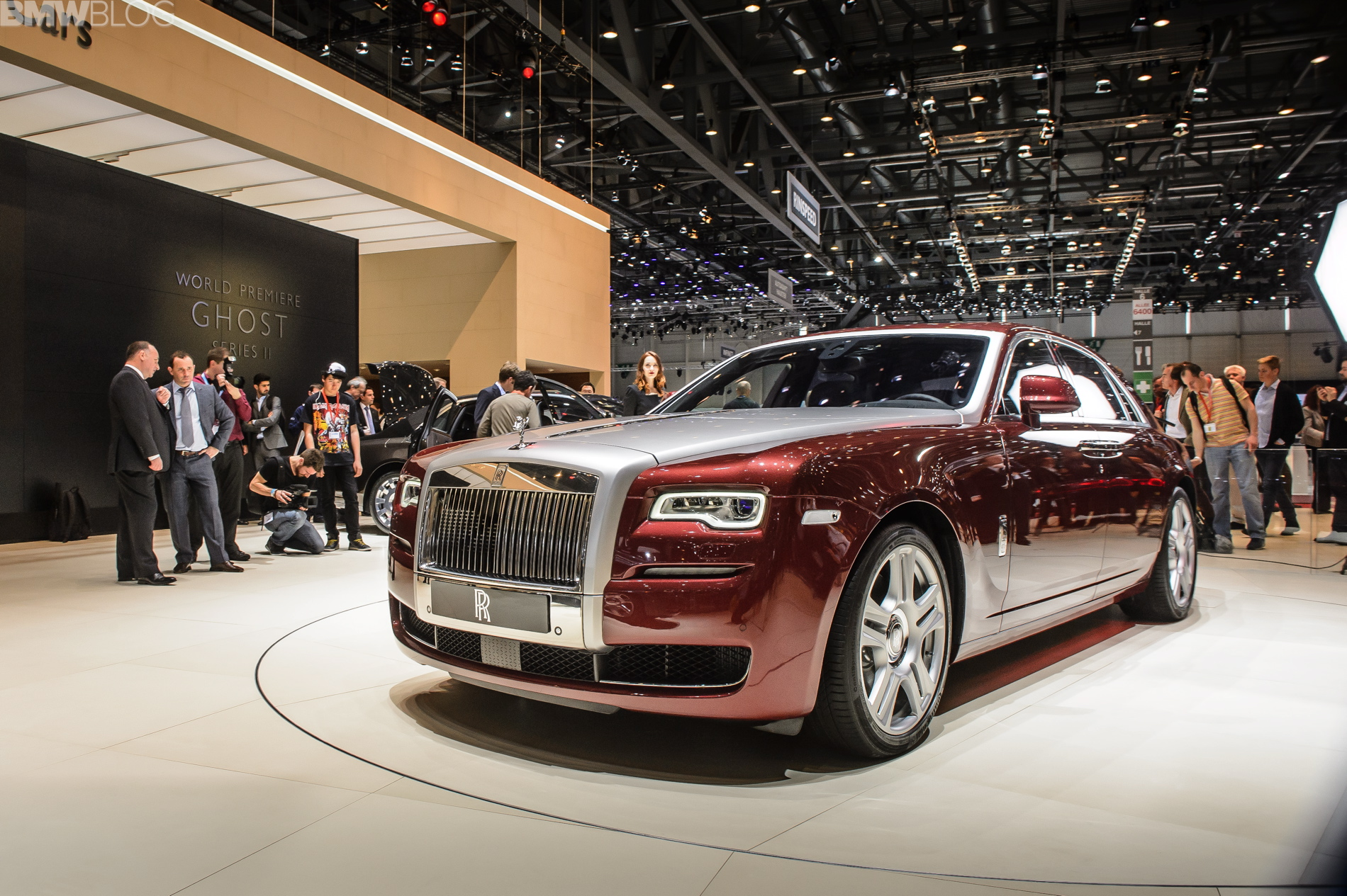 rolls royce ghost series II 21