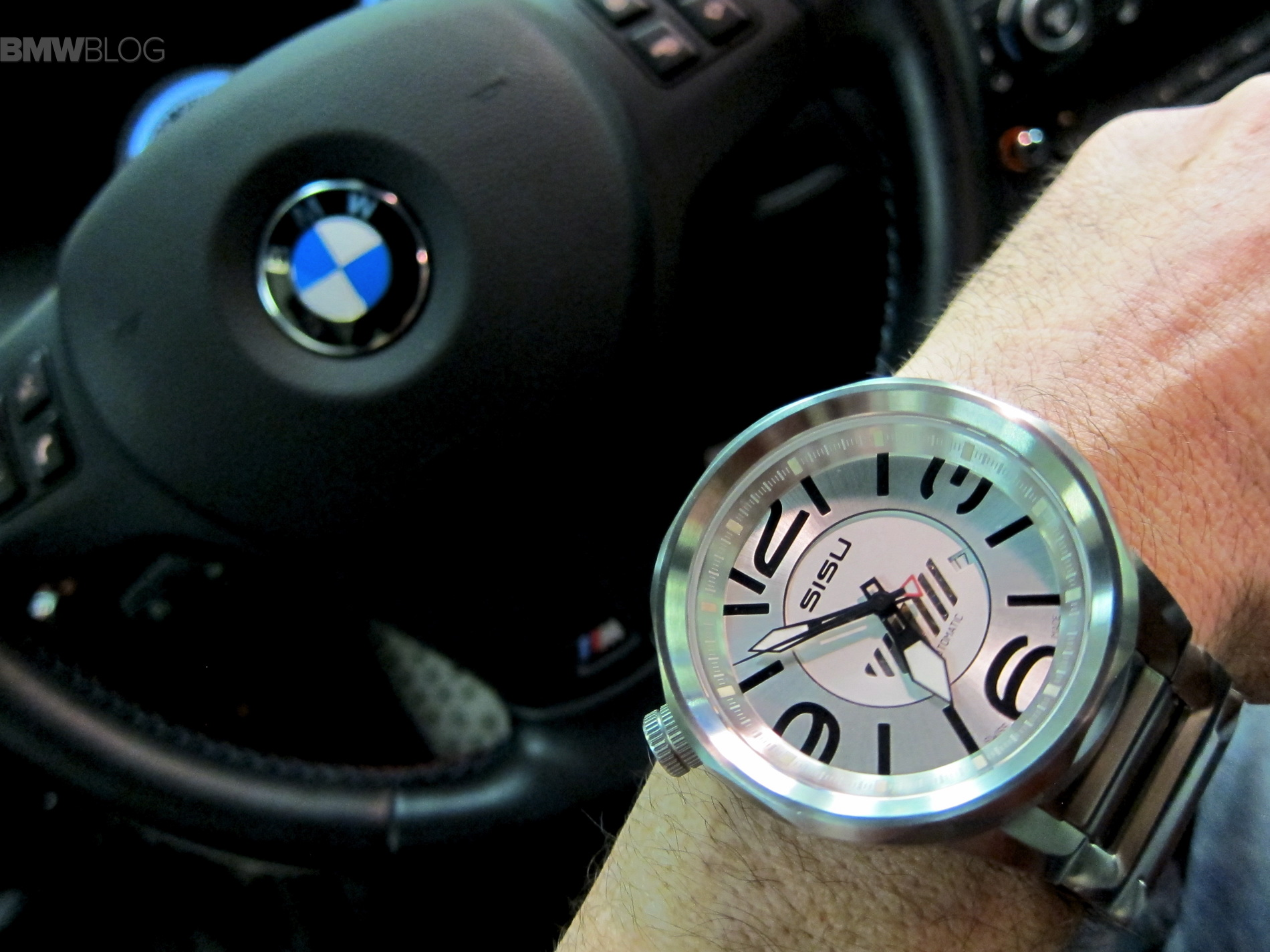 Watches Amp Cars Sisu Guardian A2 Automatic Series Review