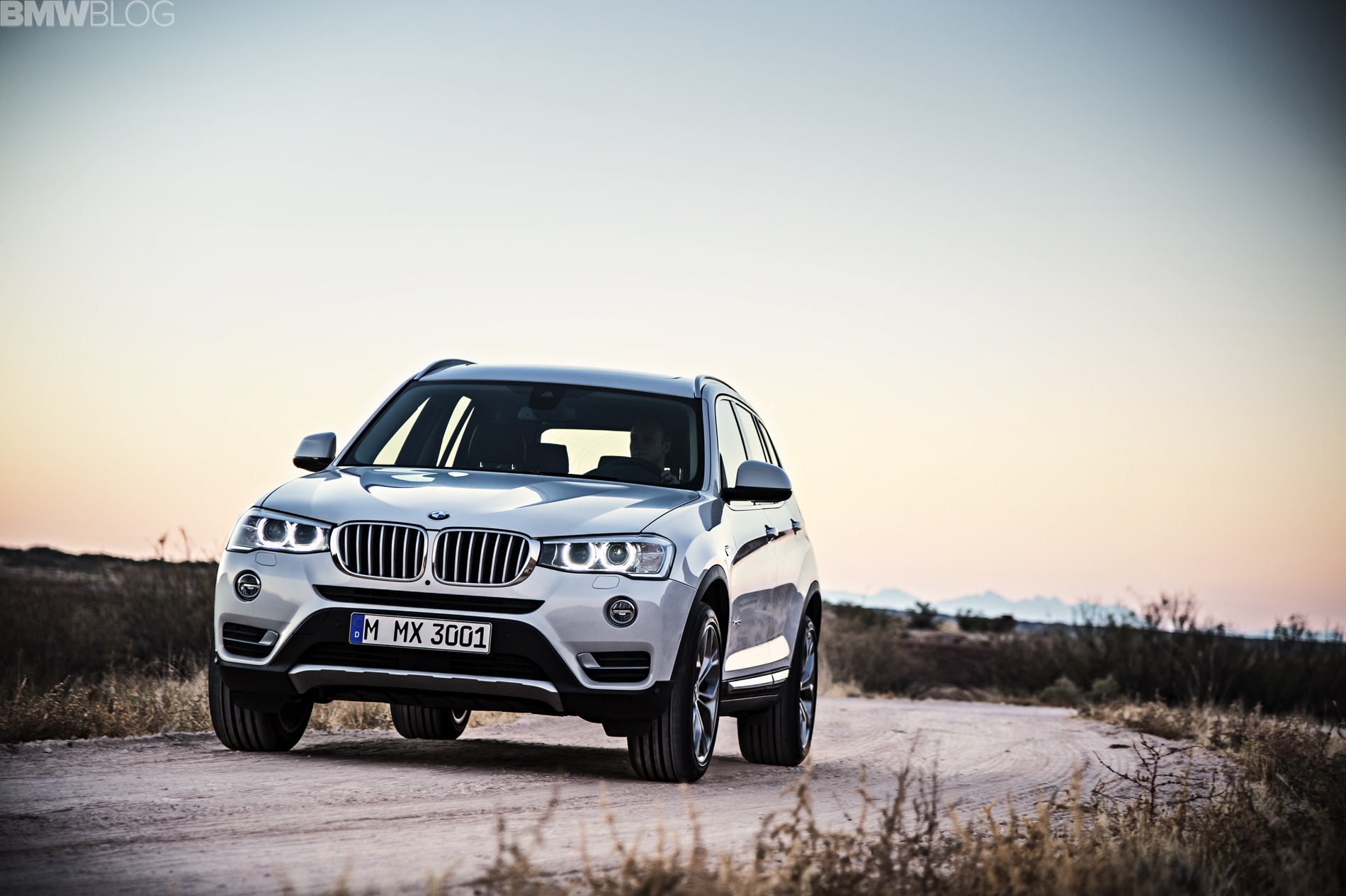 test drive 2014 bmw x3 facelift 07