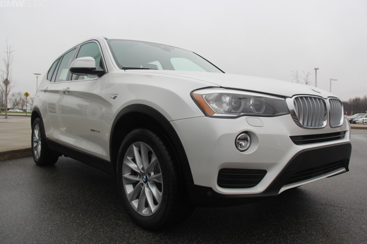 2015 Bmw X3 U S Pricing And Changes